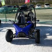 场地规划设计冰雪游乐设备雪地卡丁车四轮越野沙滩车
