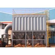 铸造行业除尘器改造结构紧凑合理布局设备精度高
