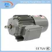 上海左力YEJ160M-4电磁制动电动机