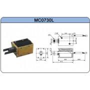 电磁铁生产厂家供应MC0730L推拉式电磁铁