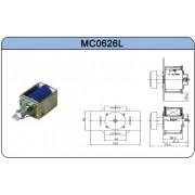 电磁铁生产厂家供应MC0626L推拉式电磁铁