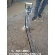 盘古斧液压分裂机以其巨大无比的分裂力设备