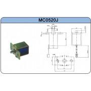 电磁铁生产厂家供应MC0520J推拉式电磁铁