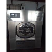 天津低价转让50公斤水洗机另配单滚烫平机布草烘干机都有