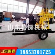 XYX-200轮式勘探钻机200米全自动钻井机质量保障
