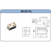 电磁铁生产厂家供应MC0315L框架电磁铁