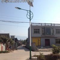 邢台太阳能路灯厂家5米6米灯杆整套批发价格