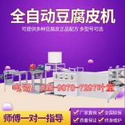 辽宁阜新全自动干豆腐机 不锈钢干豆腐机 彩色保健豆腐机