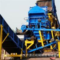 淮安废钢破碎机生产工艺非常先进tjy358
