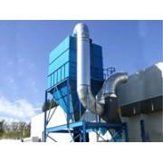 小能手脉冲袋式除尘器质量性能符合出厂要求