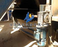 河北毛刷清煤机 输煤线清扫器