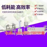 河北衡水自动豆腐皮机 盛隆专业干豆腐机 新鲜千张机械