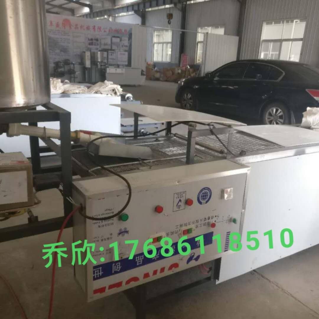 多功能豆腐皮机 山东商用自动化生产豆腐皮机优惠促销