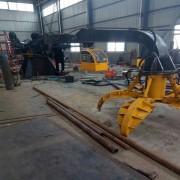 厂家直销机械废钢抓斗 油电两用抓钢机抓钢钳