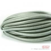 供应P3型金属软管,单扣金属软管,镀锌穿线管 单扣软管