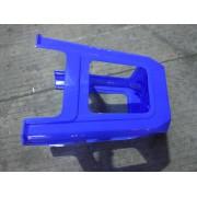 昆明塑料方凳周转箱生产厂家