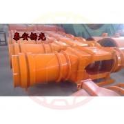 新疆伊犁KCS-410D湿式除尘风机详细说明