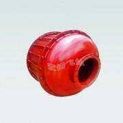 GZW阻爆燃型管道阻火器
