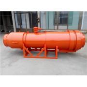 矿用KCS湿式除尘风机都有哪些型号