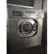 七台河市低价处理一批二手折叠机供应二手洗衣房水洗设备