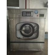 七台河市二手航星100公斤水洗机出售二手申光折叠机转让