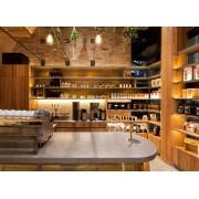 新郑咖啡店装修设计必须要有咖啡馆的经营特色