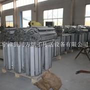 同方直销重型链板输送带 不锈钢扣板链板