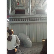 选择单机布袋除尘器治理企业污染保护环境安徽翔宇