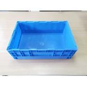 苏州迅盛折叠箱内倒式折叠箱S806塑料箱工厂直销