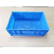 苏州迅盛折叠箱内倒式折叠箱S806A塑料箱厂家定制