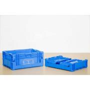 苏州迅盛折叠箱内倒式折叠箱S602塑料箱厂家直销