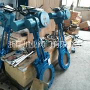 电动排渣刀闸阀 PZ973H-10C
