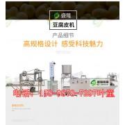 山东青岛豆腐皮机价格 盛隆豆腐皮厚薄可调 大型千张机