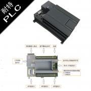 主扇风机控制系统CPU224XPRLY模拟量2入1出PLC>alt=