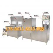 小型家用大豆腐机器盛隆新款不锈钢豆腐机械设备专卖