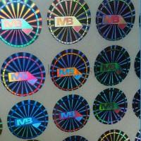供应激光镭射标签,激光防伪标签 镭射标签 镭射防伪标签制作