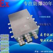 304不锈钢防爆接线箱BJX51-T 不锈钢防爆控制箱