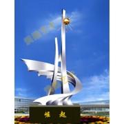 不锈钢雕塑@盘锦艺术不锈钢雕塑造型生产厂家