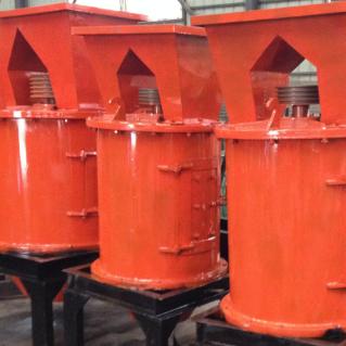 承德立轴式制砂机改善工作场地环境