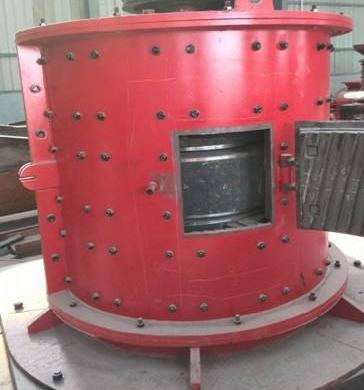 台州立轴式制砂机一机满足多方面生产