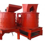 立轴式制砂机符合当下市场需求