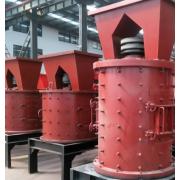 绍兴立轴式制砂机成品粒度组合分级