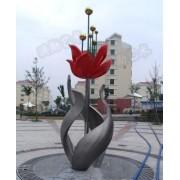 不锈钢雕塑@北票艺术不锈钢雕塑造型生产厂家