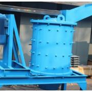郴州立轴式制砂机有新的技术注入
