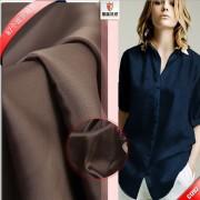 现货直销70D平纹有光色丁布 仿真丝缎弹力服装面料 缎面雪纺