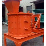 立轴式制砂机采用无筛条的设计原理