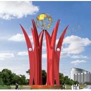 不锈钢雕塑@丽江艺术不锈钢雕塑造型生产厂家