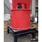 立轴式制砂机设计更加细致标准化