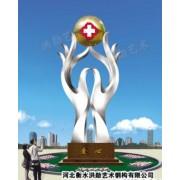 不锈钢雕塑@宣威艺术不锈钢雕塑造型生产厂家