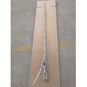 供应全国导线/光缆通用杆塔架设普通单耐张线夹山东富华电力器材